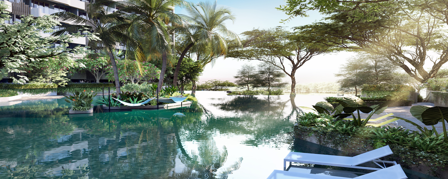 the-trever-gallery-pool-singapore