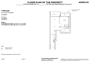 the-trever-1bedroom-type-a2P-singapore