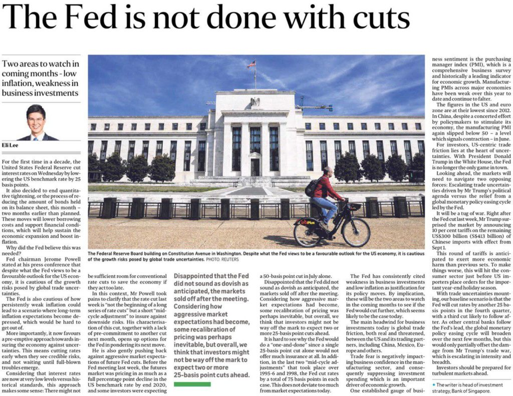 the-tre-ver-federal-reserve-cuts-2019-singapore